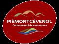 Logo cc piemont cevenol couleurs fond transparent